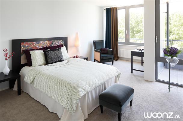 Modelwoning slaapkamer