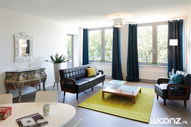 Modelwoning woonkamer 2