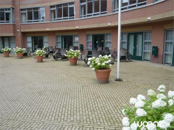 Binnenplaats Strijpsestraat
