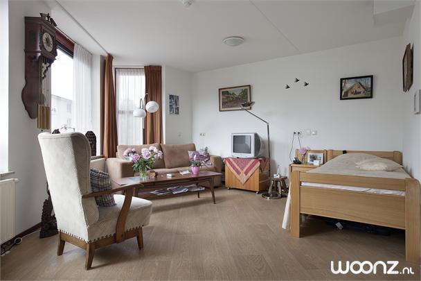 Eenpersoonsappartement in een woonzorgcentrum