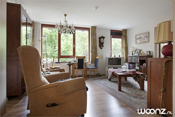Tweepersoonsappartement in woonzorgcentrum