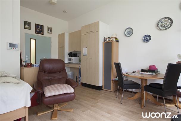 Eenpersoonsappartement in het woonzorgcentrum