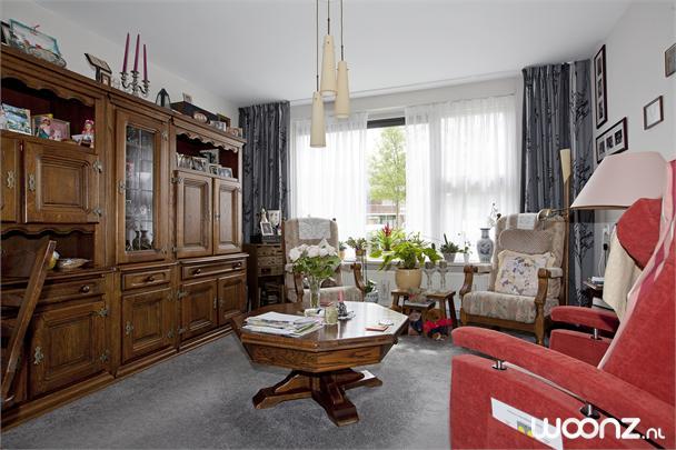 centraal gelegen senioren appartement