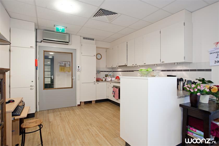 keuken van een groepswoning