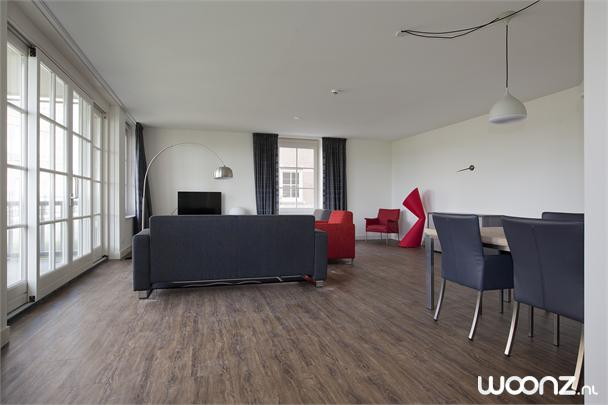 Ruime appartementen vanaf 93 m2 tot 166 m2