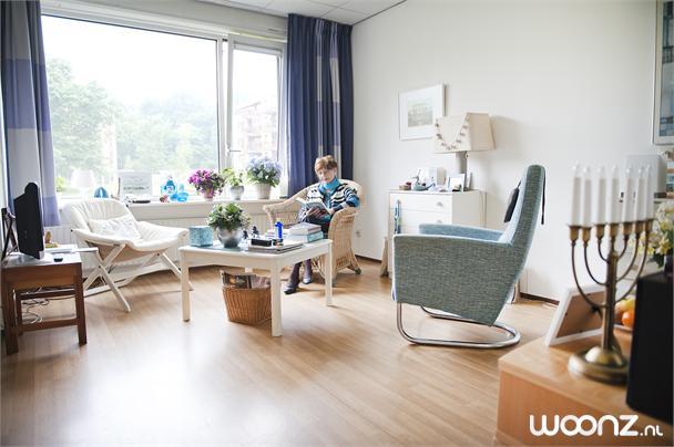 Zelfstandige woonstudio in verzorgingshuis