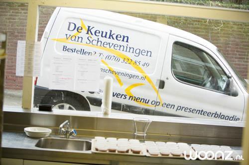 De Keuken van Scheveningen bezorgt uw warme maaltijd aan huis