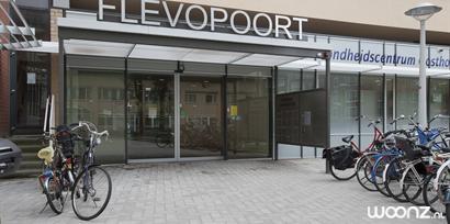 Sociale huurwoning Flevoflats - Amsterdam