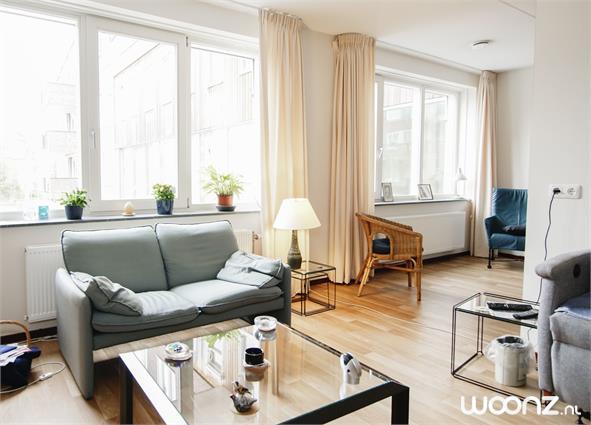Ruim sfeervol appartement met intensieve zorg