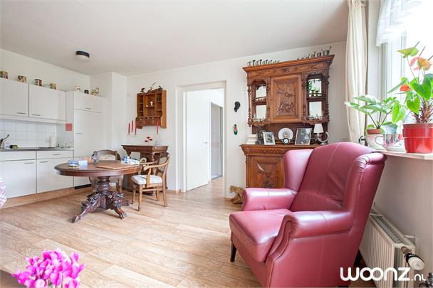 2-kamer appartement (54 2m)