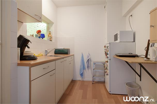 De Gooise Warande  2- kamer appartement - keuken