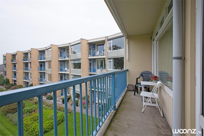 De Gooise Warande -  2- kamer appartement - balkon