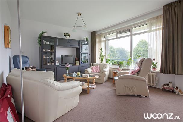 2-kamer appartement met balkon (58-69 m2)