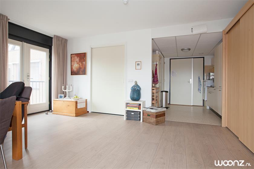 Vivium Oversingel - Weesp - ruim hoekappartement - Woonkamer en hal