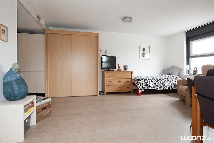 Vivium Oversingel - Weesp -ruim hoekappartement - Woonkamer en slaapkamer 1