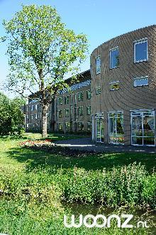 Zorgcentrum Oversingel, zij-aanzicht