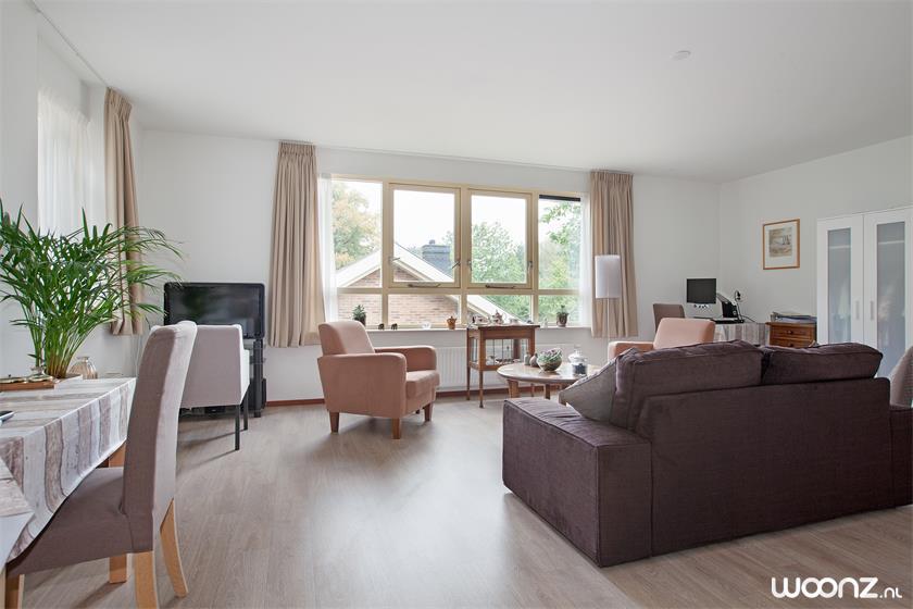 Vivium Johanneshove - Laren -  1- kamer appartement - Woonkamer 3