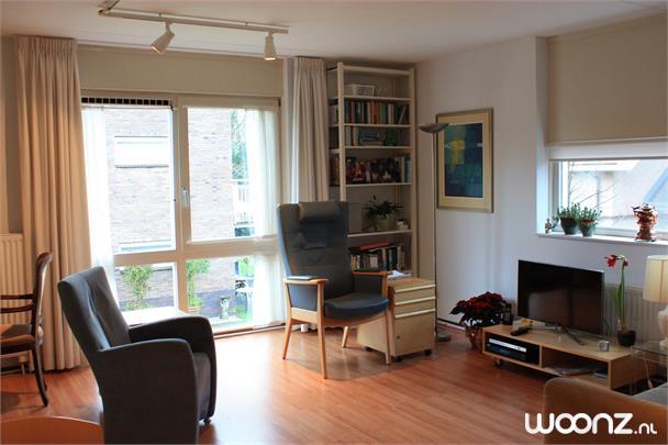 2-kamer appartement met balkon
