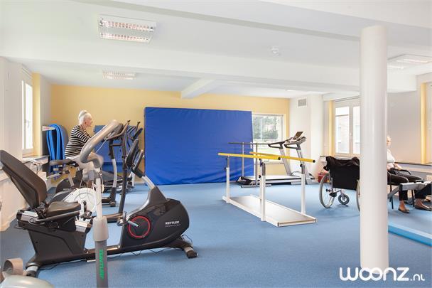 Johanneshove - fitnessruimte