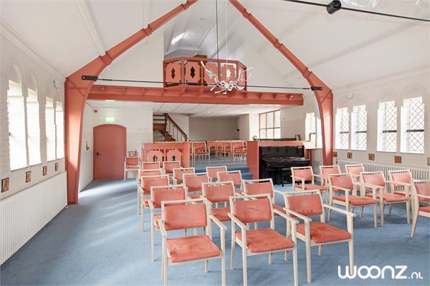Johanneshove - kapel 1