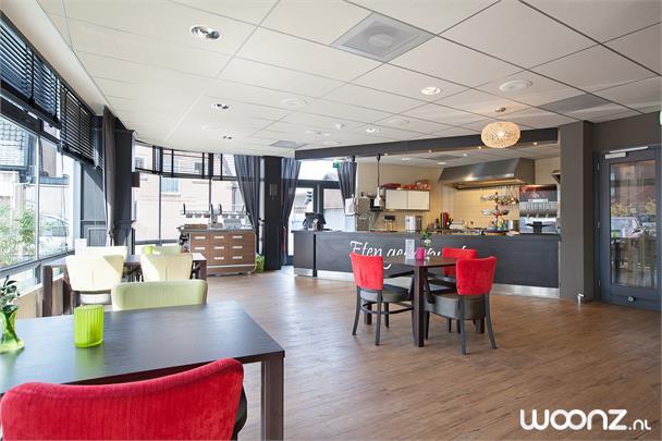 Restaurant, wijkbewoners zijn ook van harte welkom