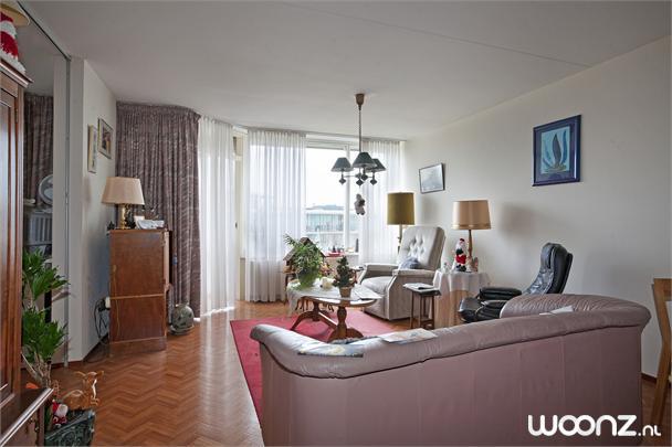 3-kamer appartement, 66 m2, met loggia