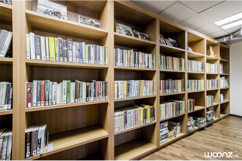 Groenewoude bibliotheek