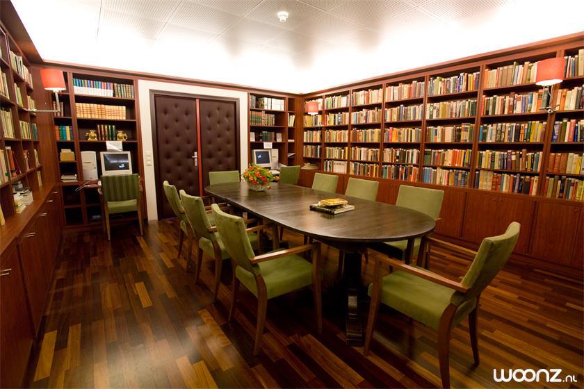 Bibliotheek met wifi