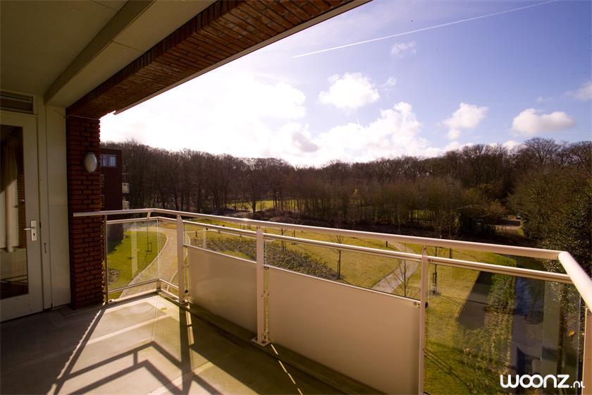 balkon ri binnentuin/boszijde