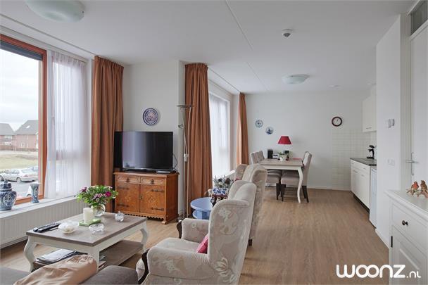 Modern, ruim 2-kamer appartement dementiezorg