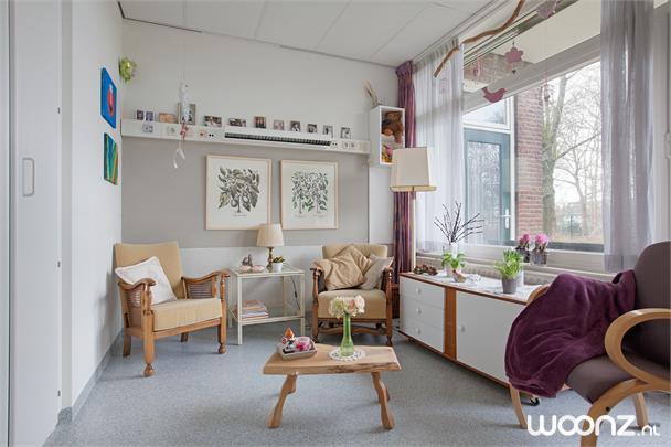 Kamer met tuin, Verpleeghuiskamer in Doetinchem - Woonz.nl