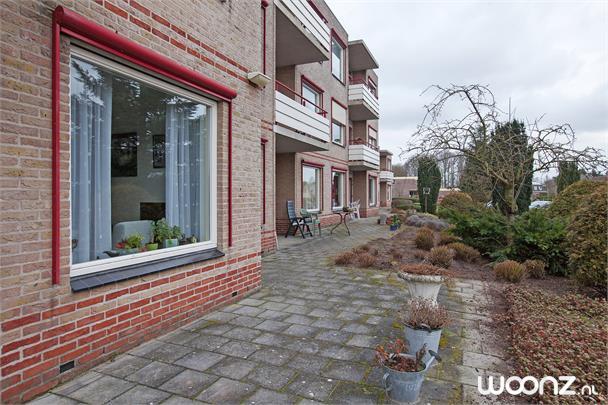 1-kamer appartement met terras