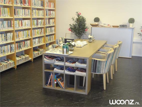 Ewoud bibliotheek