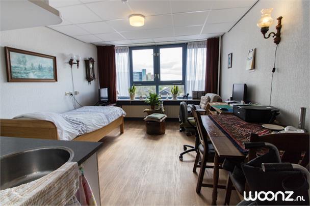 Appartement met zorg