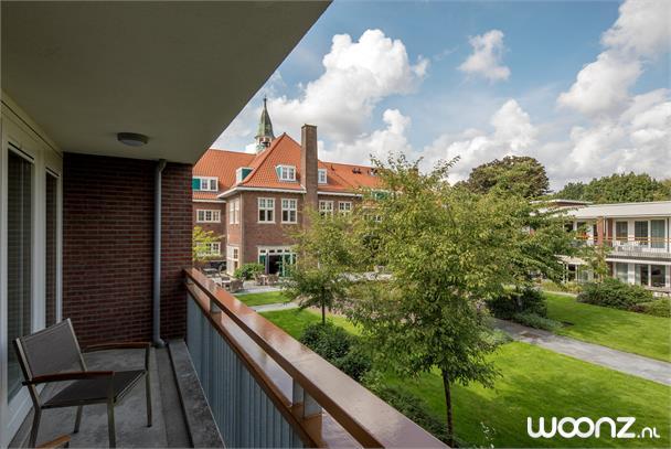 Tweepersoons appartement in Nijmegen