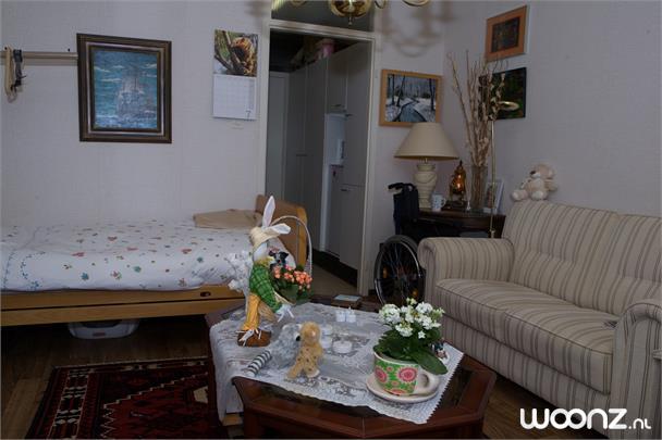Eenkamer appartement Duinrust