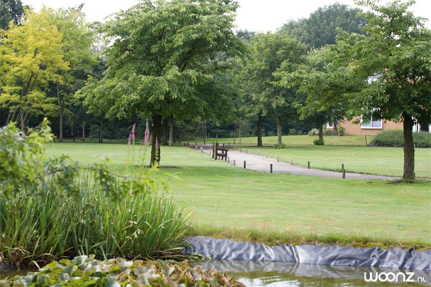 De grote Parktuin biedt u alle rust en ruimte