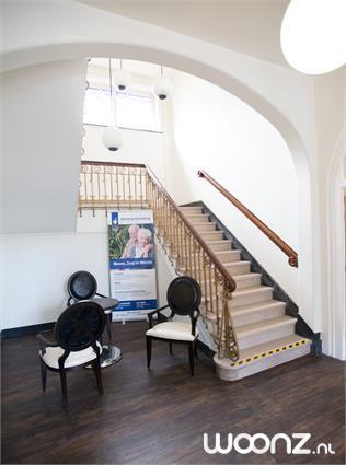 trappenhuis Huize Eykenburg