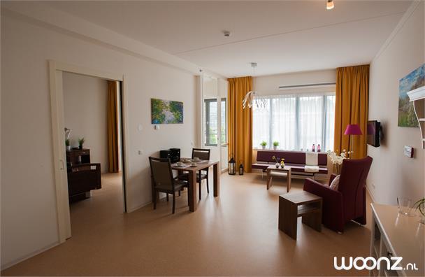 Hospice appartement locatie Het Zamen