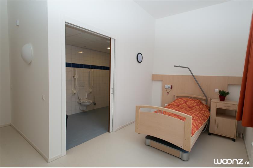 Verpleeghuiskamer Huize Eykenburg
