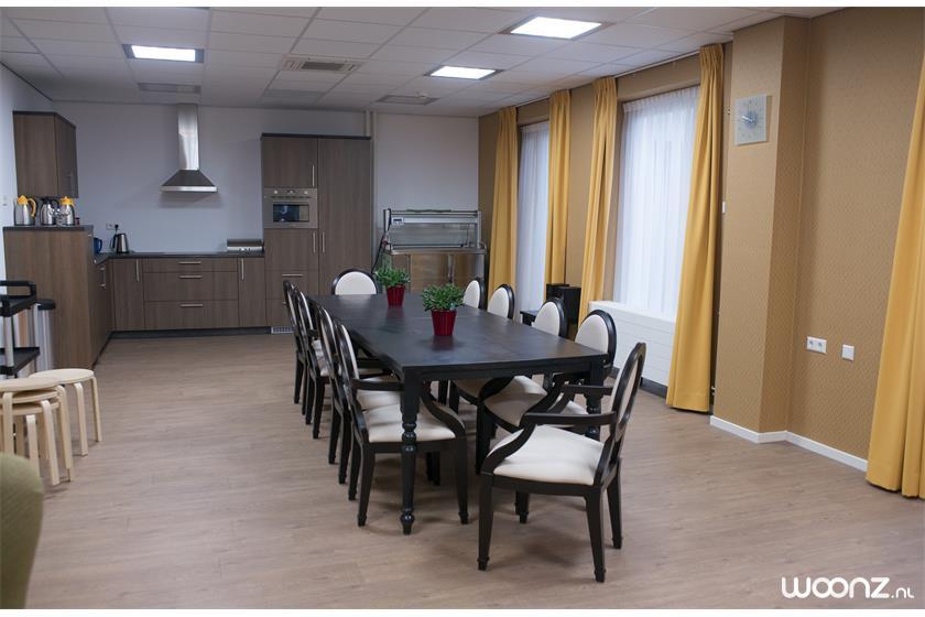 Huiskamer verpleegafdeling Huize Eykenburg