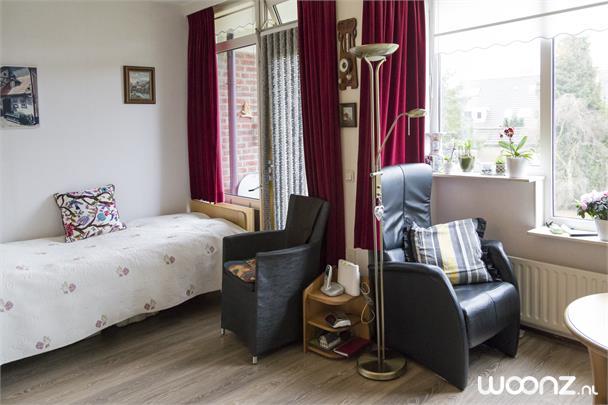 eenvoudig appartement, wonen met een Plus