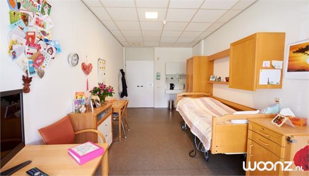 Eénpersoonskamer met vrij uitzicht