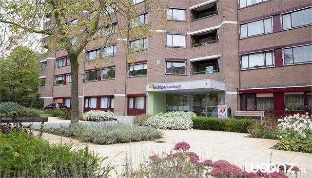 Archipel-Eerdbrand Eindhoven voorgevel