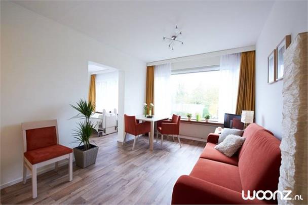 1-kamer appartement met hospice zorg