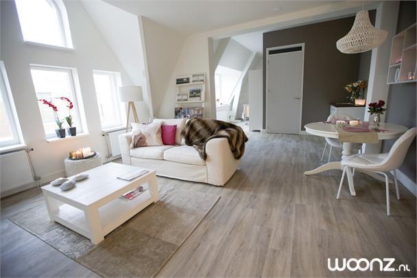 Impressie van een appartement