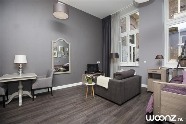 Luxe woonzorgstudio in kleinschalige locatie
