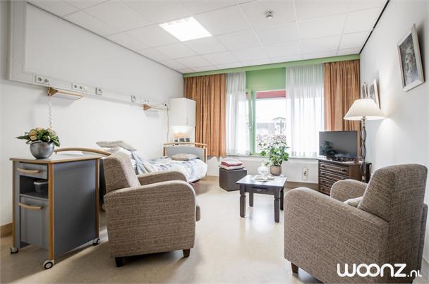 Appartement in kleinschalige zorgwoning