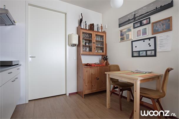 Driekamer appartement op begane grond