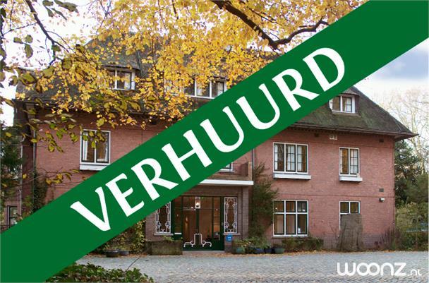 VERHUURD - Appartement met uitzicht op terras